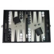 baptiste-backgammon-cuir-buffle-medium-noir